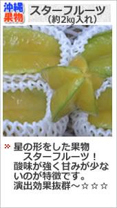 沖縄スターフルーツ